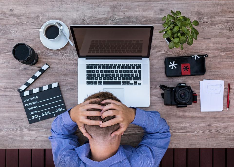 Est-ce que la haute technologie cause du stress ?